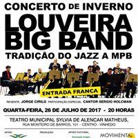 Louveira Big Band Concerto de Inverno