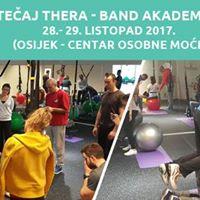 Osijek Teaj Thera-band akademije level 1-3