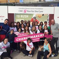 Run for the cure 2017