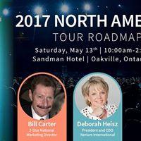 North America Tour - Oakville ON Canada