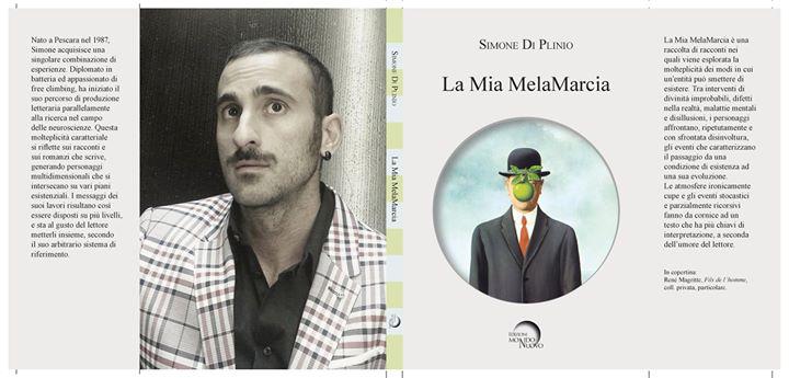 La Mia Melamarcia - Simone Di Plinio - Edizioni Mondo Nuovo