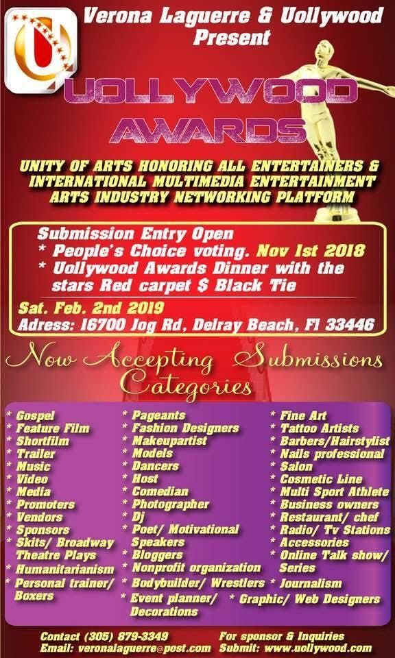 UOLLYWOOD AWARDS 2nd EDITION