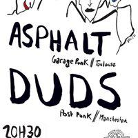 DUDS  Asphalt - Toulouse - Le Ravelin
