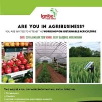 Workshop on Sustainable Agriculture