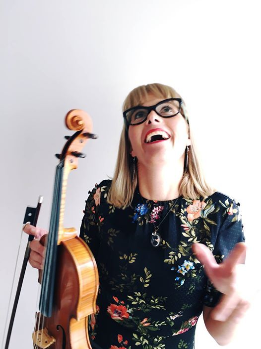 Fiona Pears (violinist) - Lunchtime Concert Series