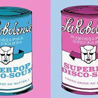 LaRoboterie Monografica Superpop