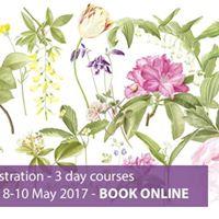Botanical Illustration courses at Regents Park