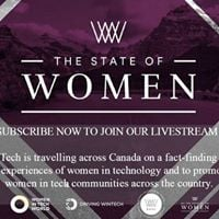 Women in Tech Community Conversation - Winnipeg (Livestream)