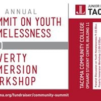 Summit on Youth Homelessness &amp Poverty Immersion Workshop