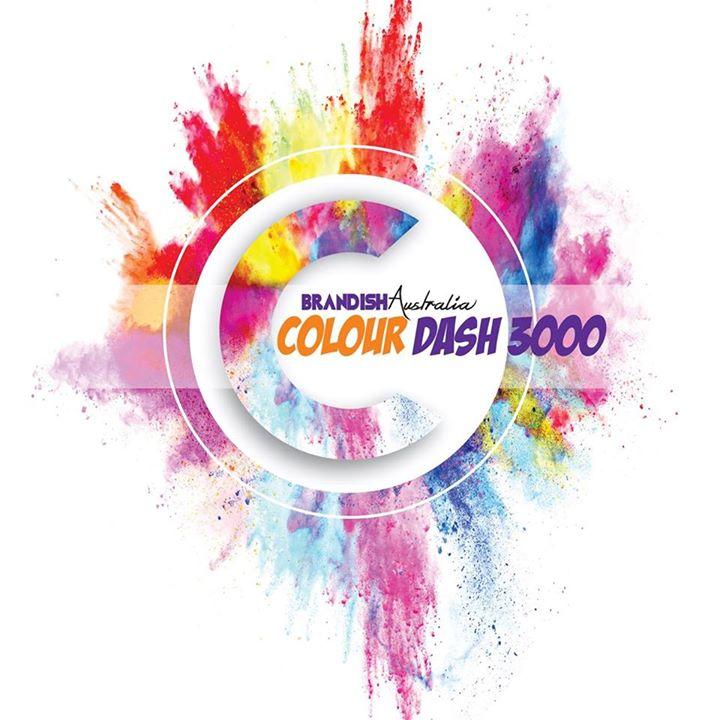 Brandish Australia Colour Dash3000 at Meadowlands Ampitheatre, Mackay