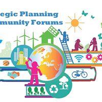 Strategic Planning Community Forum at Vailsburg Branch