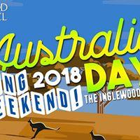 Australia Day Long Weekend  Inglewood Hotel