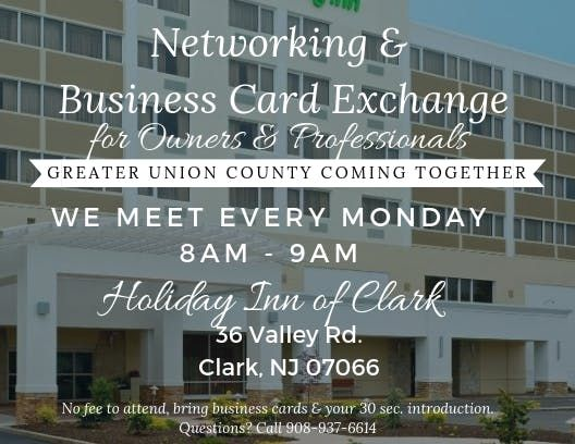 Morning Leads Group - Networking & Business Card Exchange