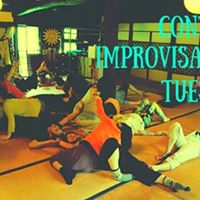 Contact Improvisation Tuesday Jam (In Silence) 1212