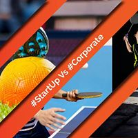 ClashOfTitan Sports &amp Running War StartUpVsCorporate