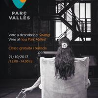 Swing al Parc Valls