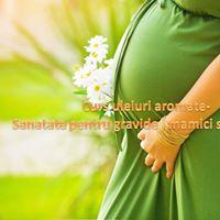Uleiurile esentiale terapeutice - pentru gravide mamici si bebe