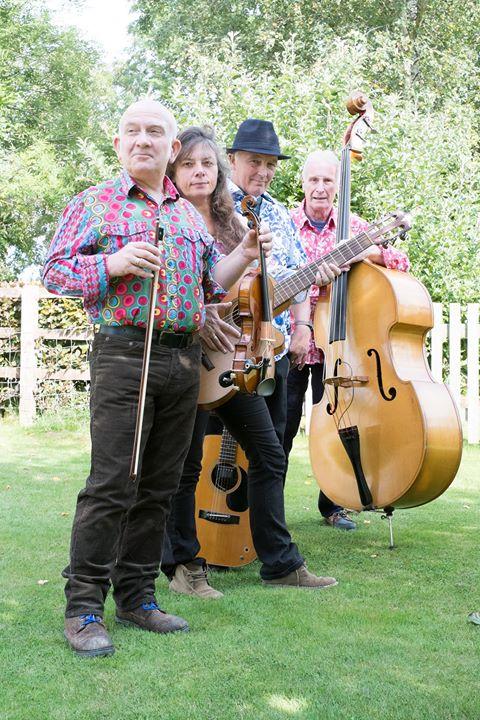 FiddleBop at Theoc House Tewkesbury