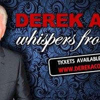 Derek Acorahs Love Life Laughter Show 2018
