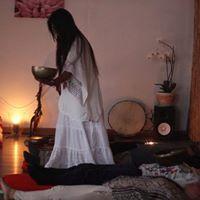 Concierto Chamanico Tambor Cuencos De Cuarzo Cuencos Tibetano
