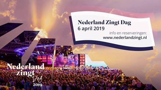 Nederland Zingt Dag 2019