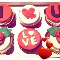 Valentines cupcakes workshop