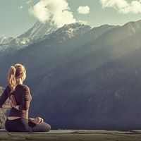 Iyengar Yoga nel parco a Torino