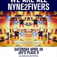 The Nyne2Fivers Return 2 Jays Place II