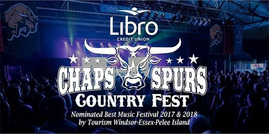 Chaps & Spurs Country Fest 2019