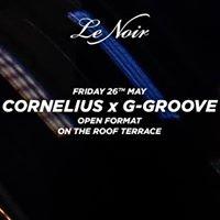 Cornelius x G-Groove