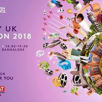 Study UK Discover You Exhibition 2018 - Bangalore