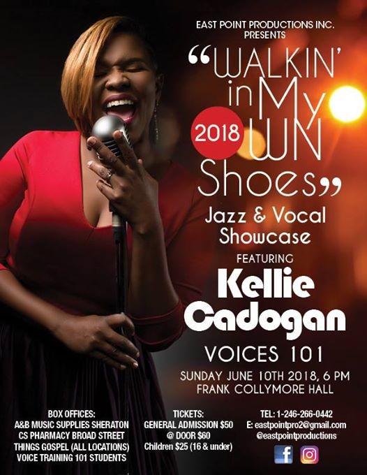 Walkin In My Own Shoes- Jazz &...