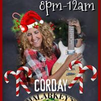 Corday and Classic Rock Revolution at Malarkeys Holiday Show