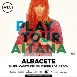 Aitana - Albacete
