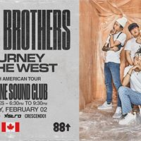 Higher Brothers Journey To The West ALL AGES - Sold Out