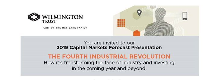 2019 Capital Markets Forecast at Holiday Inn Wilkes Barre - East