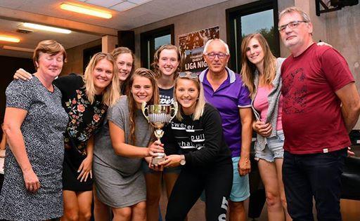 Hanne De Smet 2018 - Provinciale ploegen