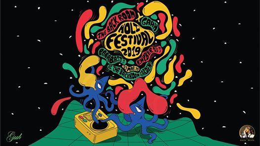 The Back Room x Gaah present Holi Festival 2019