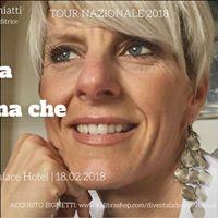 Evento Nazionale - Diventa la donna che vuoi - Tour - 18022018 -