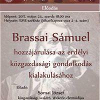 Somai Jzsef Brassai Smuel a kzgazdsz