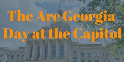 The Arc Georgia Day at the Capitol