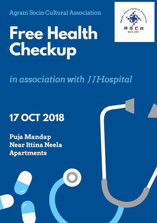 Free Health Check-up