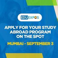 EduExpo Mumbai - Meet TOP International Universities