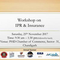 Workshop on IPR &amp Insurance