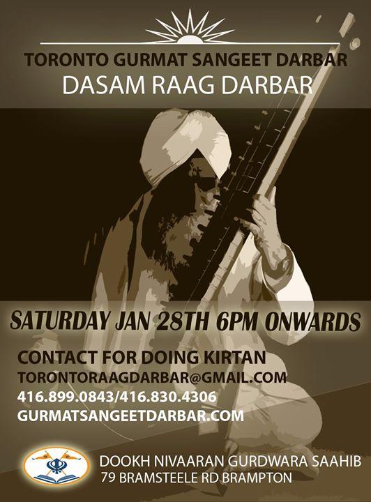 Dasam Raag Darbar At 79 Bramsteele Rd Brampton ON L6W 3K6 Canada