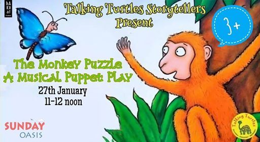 monkey and the turtle short story
