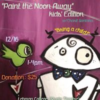 Paint the Noon Away w Charit Santana
