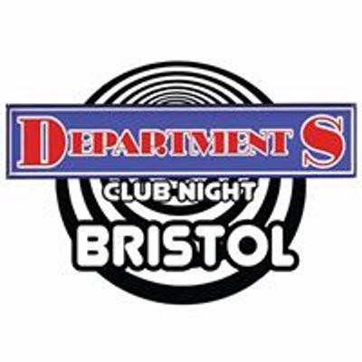 Department S Club Night Bristol