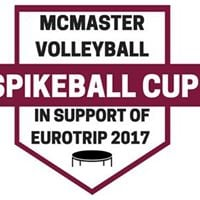 McMaster Volleyball Co-Ed Spikeball Cup