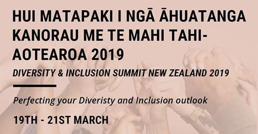 Diversity and Inclusion Summit New Zealand 2019